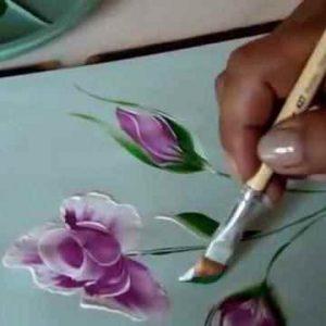 - One stroke Painting C09 15 07 300x300 - One stroke Painting C09-15 Course Gallery