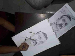 - Portrait Character Sketching C08 05 01 e1571469380997 300x225 - Portrait and Character Sketching – C08-05