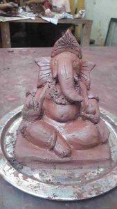 ganpati making near me - Pottery Workshop C11 04 03 169x300 - Ganpati Making C14-04 Course Photo Gallery