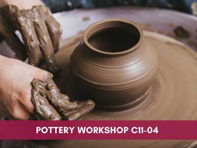 advance painting & media courses - Pottery Workshop C11 04 - Advance Painting & Media Courses