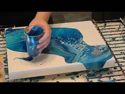 resin – epoxy painting - Resin Epoxy Painting C09 13 04 - Resin – Epoxy Painting