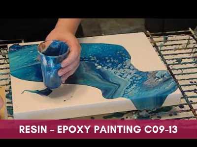 Resin – Epoxy Painting