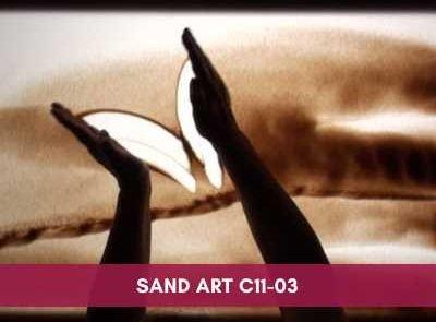 best student of the weak - Sand Art C11 03 400x295 - Best Student of the weak