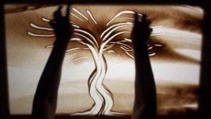 - Sand Arts 02 300x169 - Sand Art