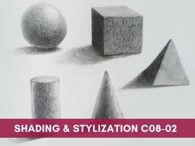 advance courses - Shading Stylization C08 02 - Advance Courses