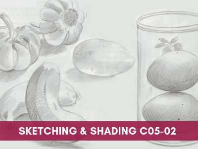 [object object] - Sketching and Shading C05 02 - Online Art Courses for Age 4 to 15 yrs Kids in Pune, India Grafiti Expressions
