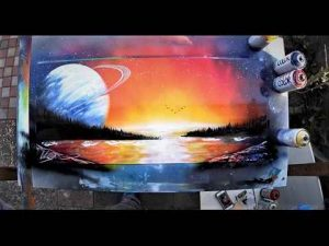 - Spray Wall Painting C09 14 03 300x225 - Spray Wall Painting C09-14 Course Gallery
