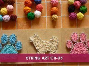 string art - String Art C11 05 300x225 - String Art