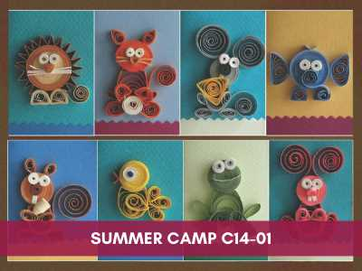 vacation camp & short courses - Summer Camp C14 01 - Vacation Camp & Short Courses