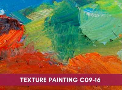 all courses - Texture Painting C09 16 400x295 - All Courses
