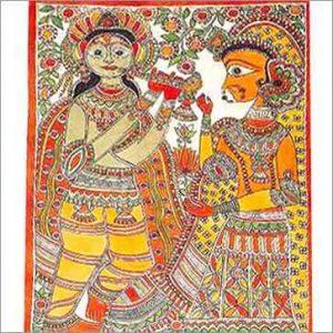 - Warli C10 01 08 300x300 - Warli, Madhubani, Miniature, Phad, Gond Painting – C10-01