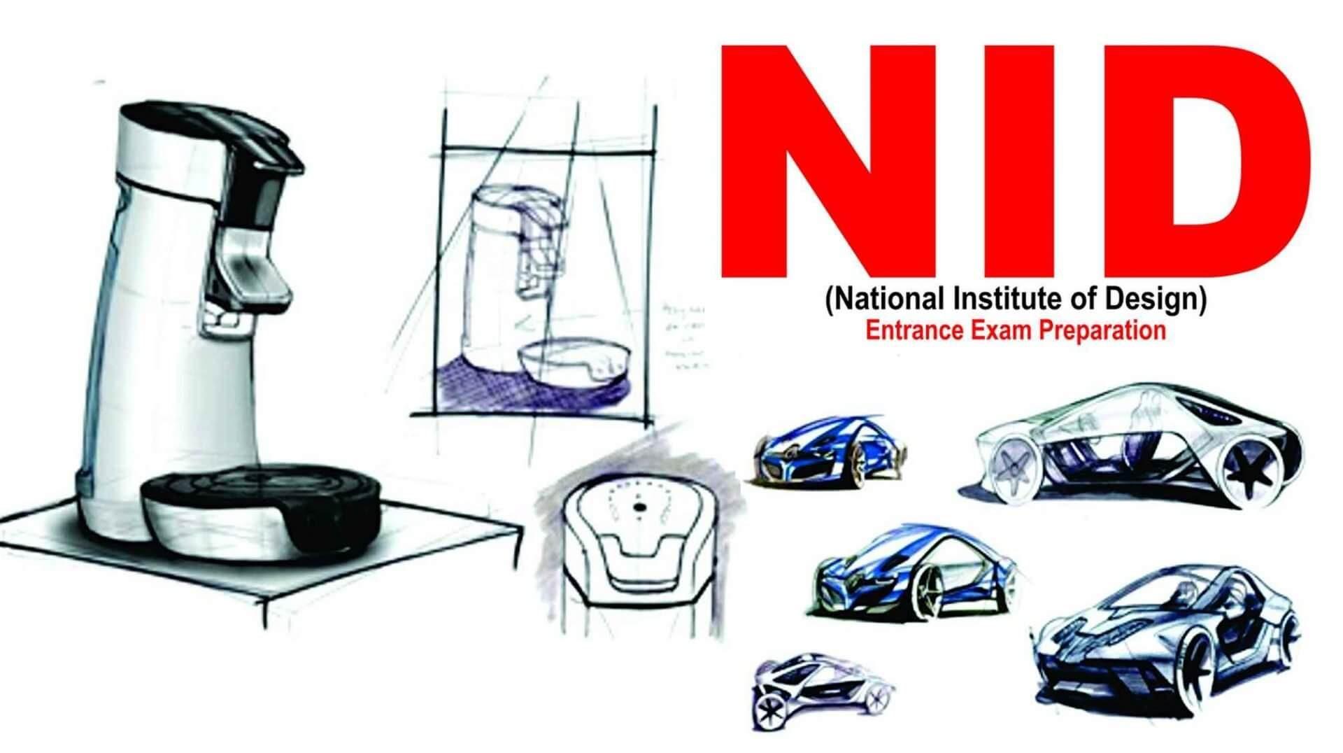 nid - Entrance Exam NID C06 02 1 - NID