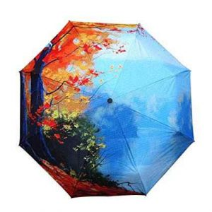 fabric and glass painting - Umbrella Painting C09 17 07 300x300 - Umbrella Painting C09-17 Course Photo Gallery